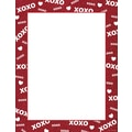 Great Papers® XOXO Sparkle Letterhead, 80/Pack