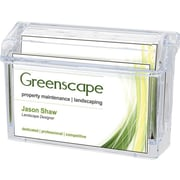 Grab-A-Card® Outdoor Business Card Holder