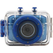 Vivitar Pro Action Waterproof Camcorder, Blue DVR785HD