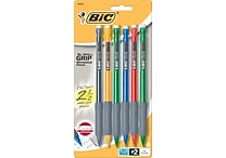 BIC Matic Grip® Mechanical Number 2 Pencils 0.5mm 6/Pack (42602)
