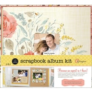 "SEI 1 Hour Album Scrapbook Kit 12"" x 12"", Lexington"