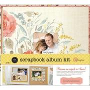"SEI 1 Hour Album Scrapbook Kit 12"" x 12"", Lexington"