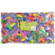 Fibre Craft Foam Beads Jumbo Bag 24 Ounces/Pkg, Assorted Colors