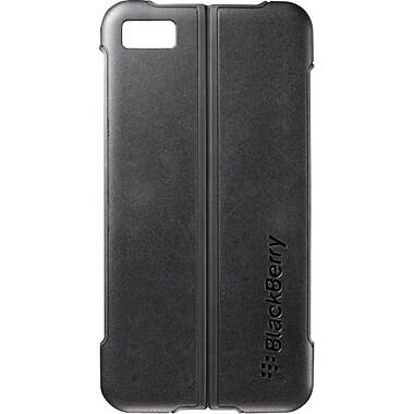 BlackBerry Z10 Flip-Lid Case, Black