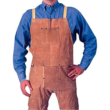 Anchor Brand® Q-10 Split Leg Bib Apron, 24in.(W) x 48in.(L)