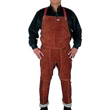 Anchor Brand® 301-S Split Leg Bib Apron, 24in.(W) x 48in.(L)