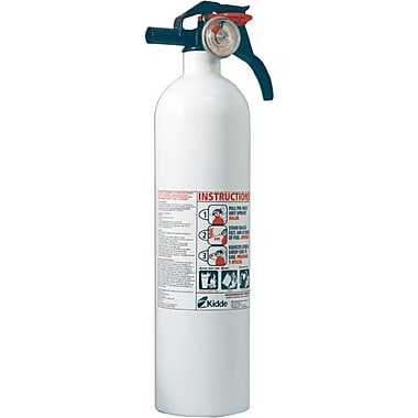Kidde 466628 Mariner Fire Extinguisher, 2.9 lbs.