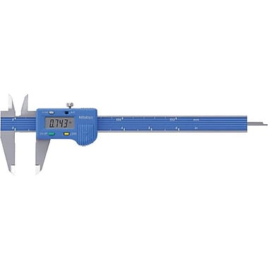 Mitutoyo 700-113-10 MyCal-Lite Digital Caliper, 0 - 6in.