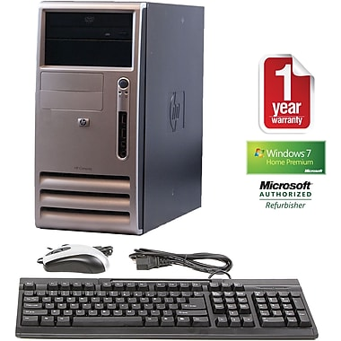 HP DC5100 160GB 3.2GHz Refurbished Desktop PC