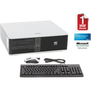 Refurbished HP DC5850, 160GB Hard Drive, 4GB Memory, AMD Athlon, Win 7 Pro