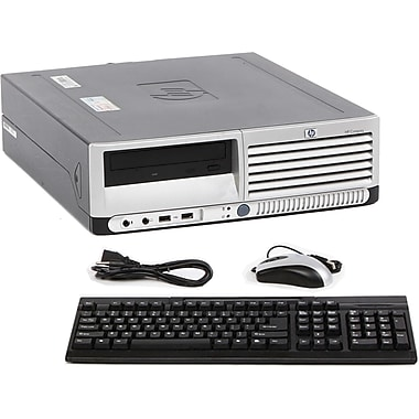 Refurbished HP DC7100, 80GB Hard Drive, 2GB Memory, Intel Pentium, Win 7 Home
