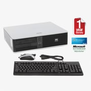 Refurbished HP DC7800, 1TB Hard Drive, 4GB Memory, Intel Core 2 Duo, Win 7 Pro