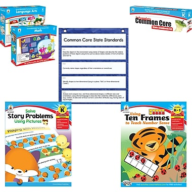 Common Core Kit, Grade K