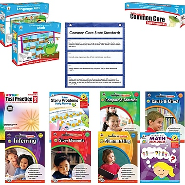 Common Core Kit, Grade 2