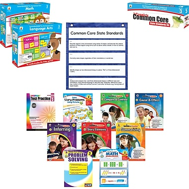 Common Core Kit, Grade 3