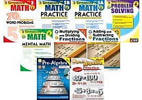 Common Core Math Kit, Grade 6