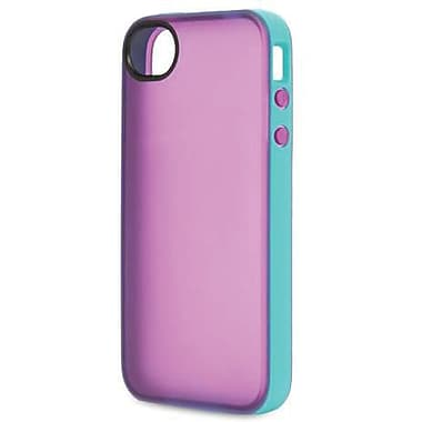 Belkin Grip Candy Sheer for iPhone 4/4S, Lightning/Fountain Blue