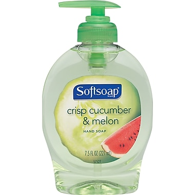 Softsoap® Hand Soap, Cucumber Melon, 7.5 oz.