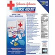 Johnson & Johnson® 224 Piece Industrial First Aid Kit for 50 People, Metal Case