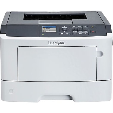Lexmark (MS510dn) Monochrome Laser Single Function Printer