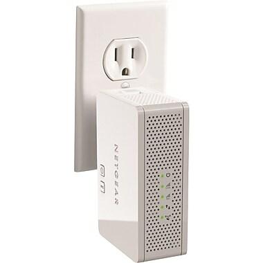 NETGEAR Dual Band WiFi Range Extender, Wall-plug edition WN3500RP-100NAS