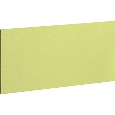 Bush® – Tableau d'affichage de la collection Momentum, 36 po lar., vert lime