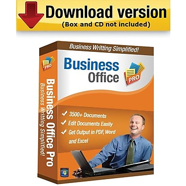 Business Office Pro for Windows (1-User) [Download]