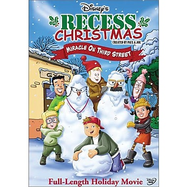 Recess Christmas: Miracle On Third Street