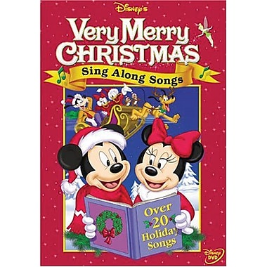 Sing Along Songs: Very Merry Christmas Songs