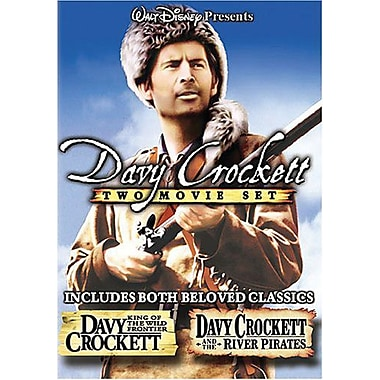 Davy Crockett Two Movie Set
