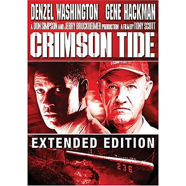 Crimson Tide Unrated Extended Edition Special Edition
