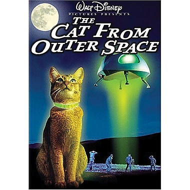 Cat From Outer Space