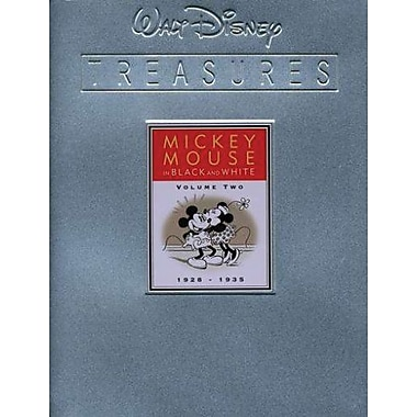 Walt Disney Treasures: Mickey Mouse In Black And White Volume 2