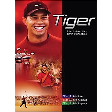 Tiger: The Authorized Collection