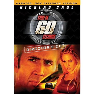 Gone In 60 Seconds Director's Cut