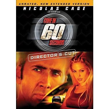 Gone In 60 Seconds Director's Cut