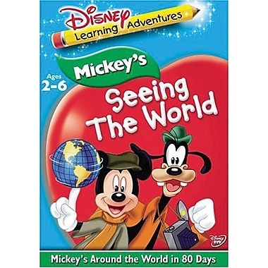 Disney Learning Adventures: Mickey's Around The World In 80 Days