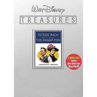 Walt Disney Treasures: Elfego Baca and The Swamp Fox, Legendary Heroes