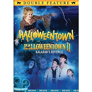 Halloweentown Double Feature