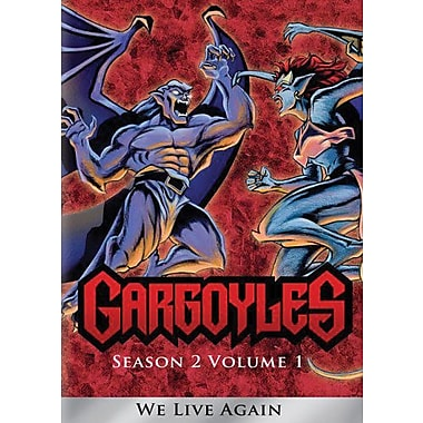 Gargoyles: Season 2, Volume 1: We Live Again
