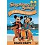 Sing Along Songs: Beach Party At Walt Disney