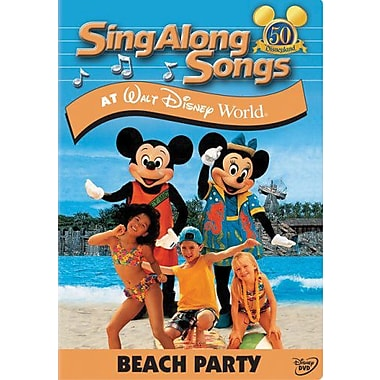 Sing Along Songs: Beach Party At Walt Disney World