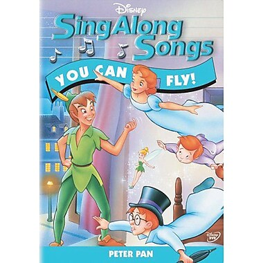 Sing Along Songs: Peter Pan - You Can Fly!