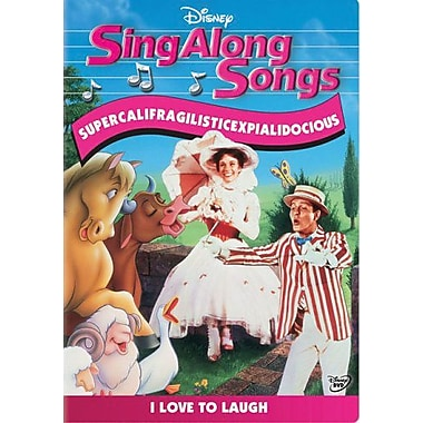 Sing Along Songs: Mary Poppins - Supercalifragilisticexpialidocious