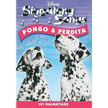 Sing Along Songs: 101 Dalmatians -Pongo & Perdita