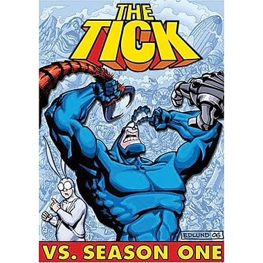 Tick Vs.: Season 1