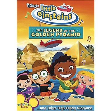 Disney Little Einsteins: The Legend Of The Golden Pyramid