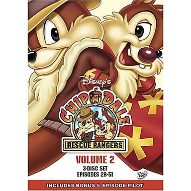 Chip 'n' Dale Rescue Rangers Volume 2