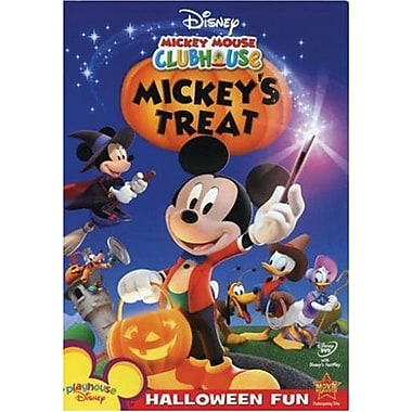 Disney Mickey Mouse Clubhouse: Mickey's Treat