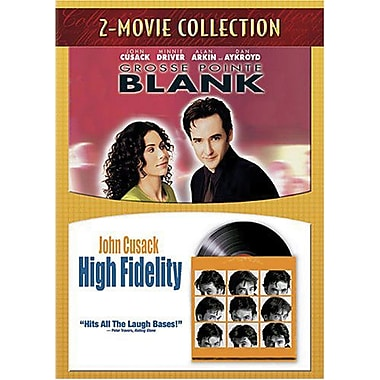 High Fidelity / Grosse Point Blank 2-Movie Collection